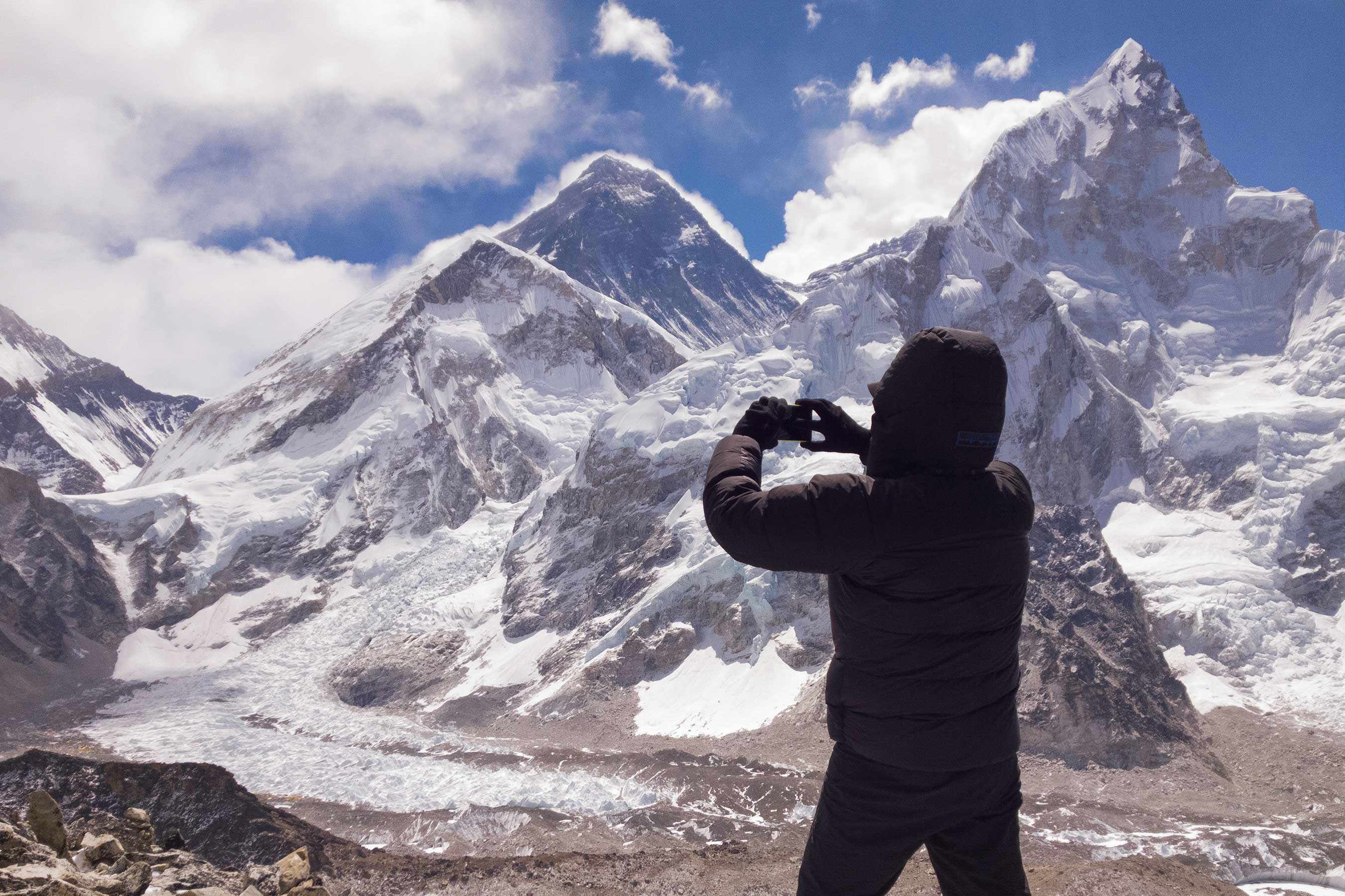Microsoft / Lumia Smartphones / Seven Natural Wonders/ Mt Everest