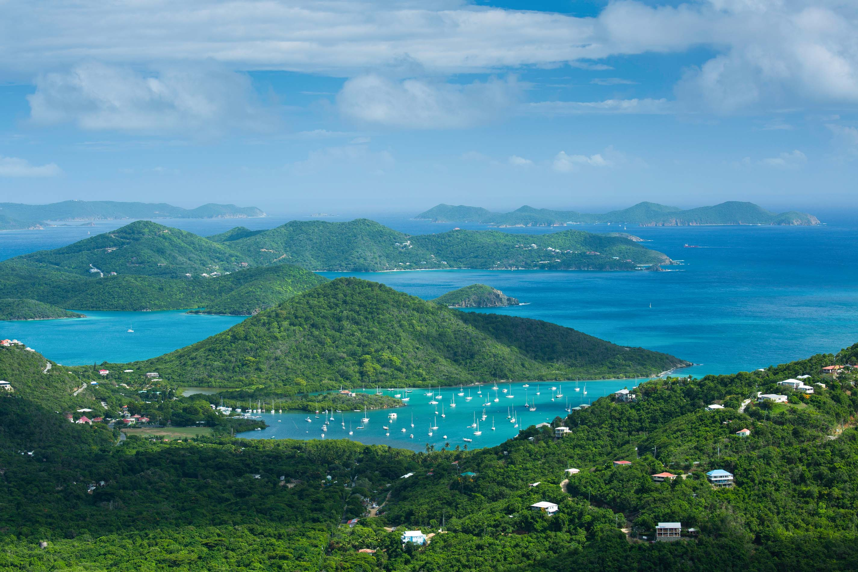 New York Times / 52 Places to Go/ Coral Bay, St. Johns
