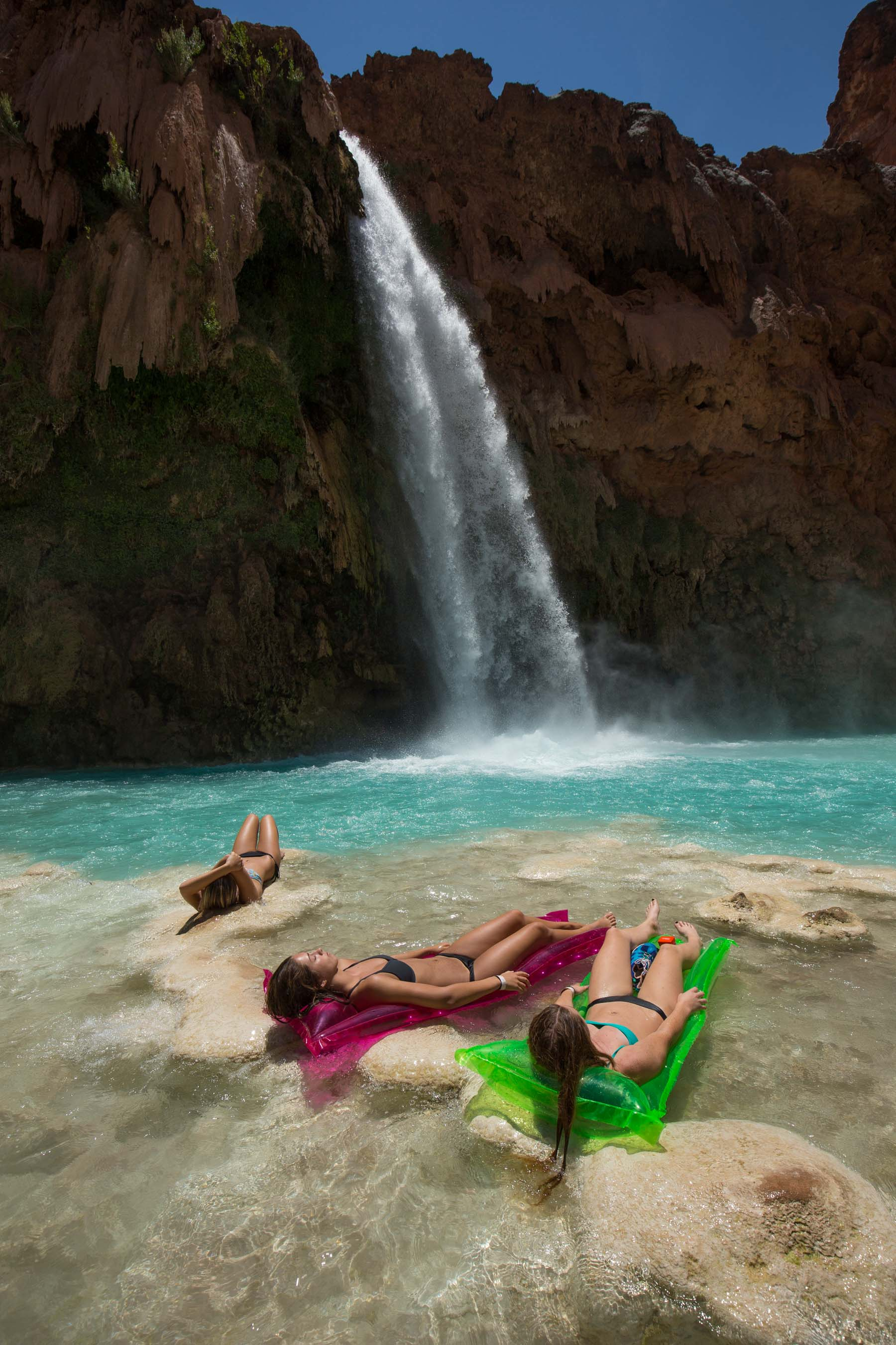 Havasu New York Times / Within the Grand Canyon, the Lure of Havasu Falls