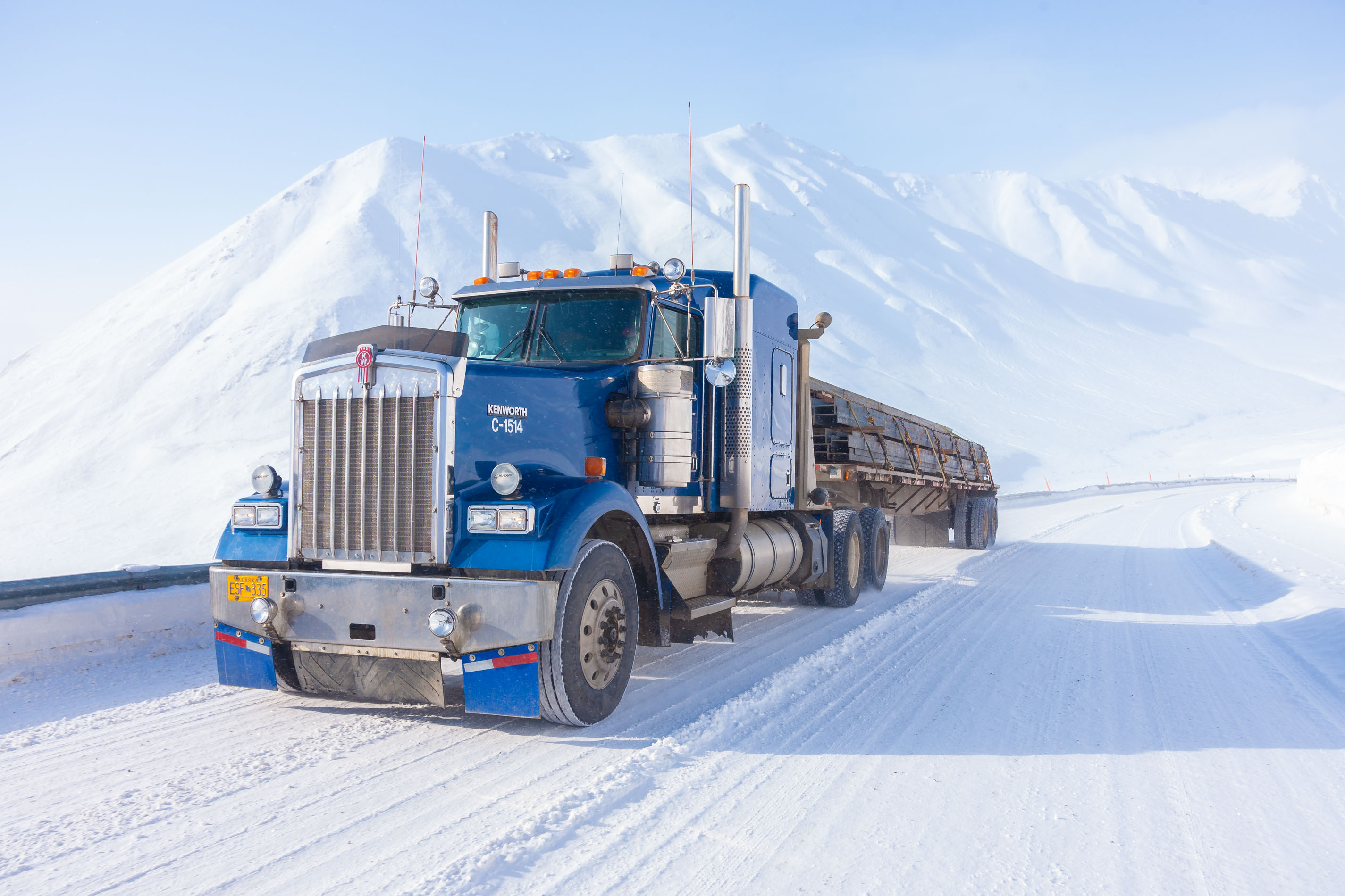 History Channel /Ice Road Truckers