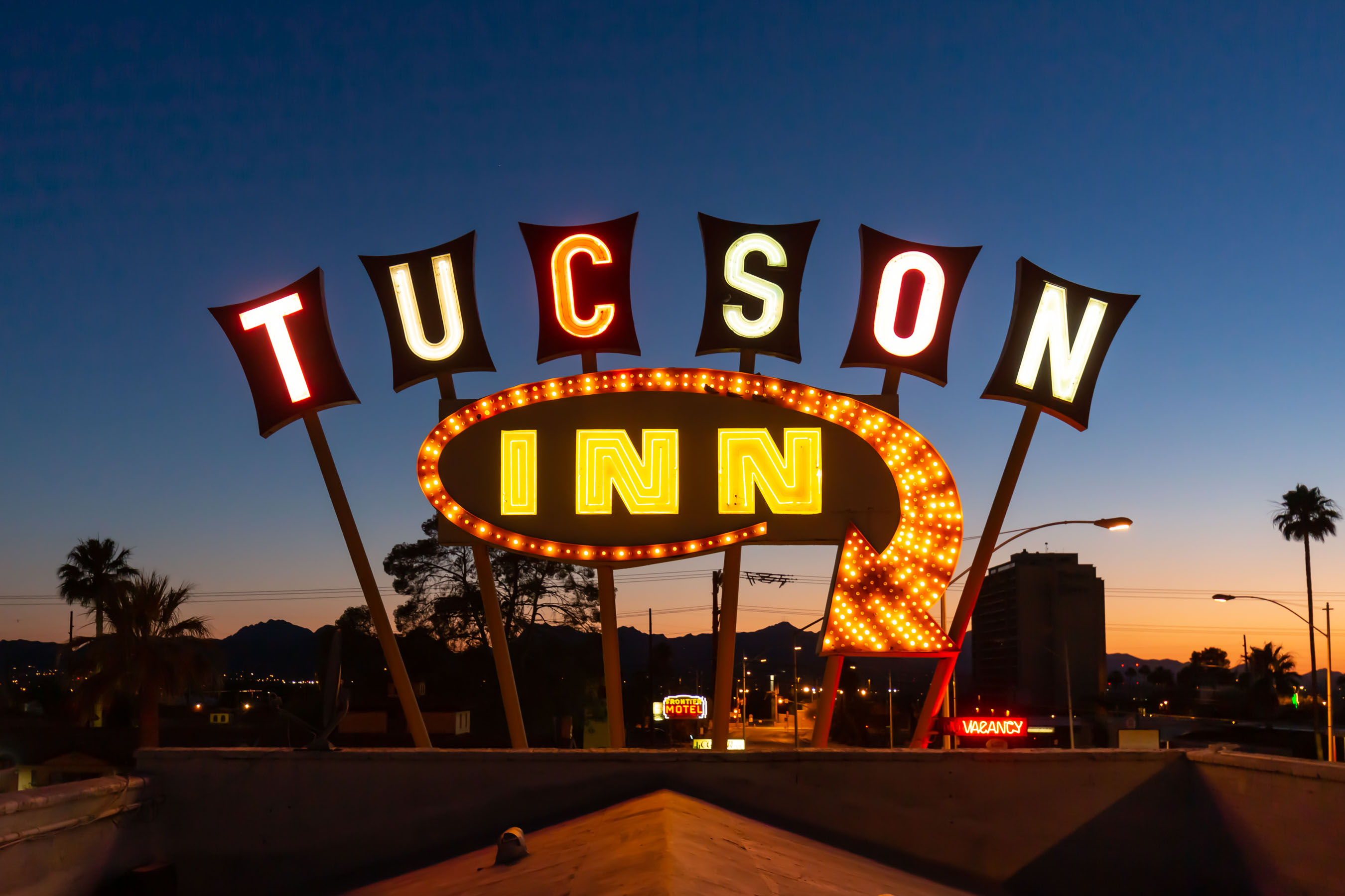 New York Times / In Tucson, an Unsung Architectural Oasis
